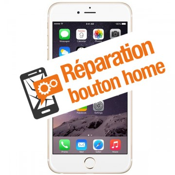 Réparation bouton home iphone 6s