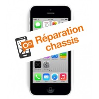 Réparation chassis iphone 5c