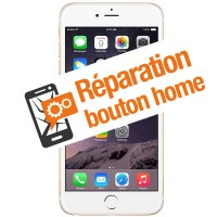 Réparation bouton home iphone 6+
